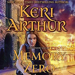 Memory Zero audiobook by Keri Arthur