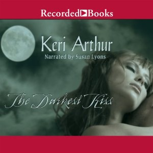 The Darkest Kiss audiobook by Keri Arthur