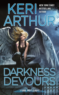 Darkness Devours (US) by Keri Arthur (Dark Angel series)