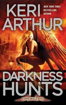 Darkness Hunts (US) by Keri Arthur (Dark Angel series)