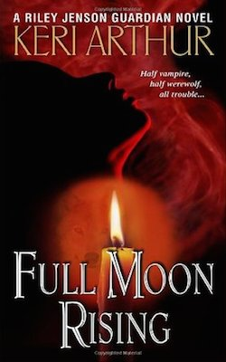 Full Moon Rising (US) by Keri Arthur (Riley Jenson Guardian series)