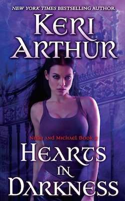 Hearts in Darkness by Keri Arthur