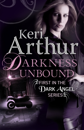 Darkness Unbound UK cover