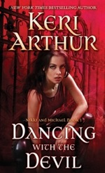 Dancing with the Devil from the Nikki and Michael series by Keri Arthur