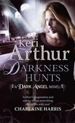 Darkness Hunts (UK) by Keri Arthur (Dark Angel series)