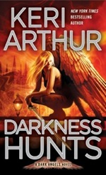 Darkness Hunts from the Dark Angel Series by Keri Arthur