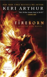 Fireborn-Book 1, Souls of Fire series