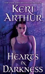 Hearts in Darkness from the Nikki and Michael series by Keri Arthur