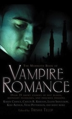 Mammoth Book of Vampire Romance featuring Keri Arthur