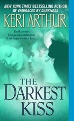 The Darkest Kiss from the Riley Jenson Guardian series by Keri Arthur