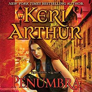 Penumbra audiobook by Keri Arthur
