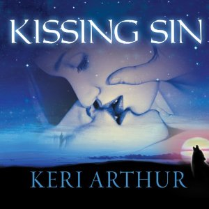 Kissing Sin audiobook by Keri Arthur