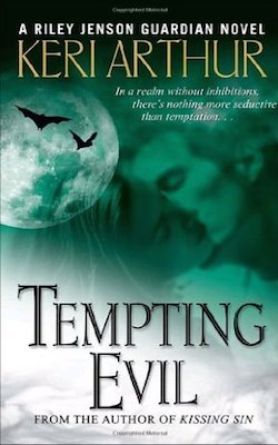 Tempting Evil (US) by Keri Arthur (Riley Jenson Guardian series)