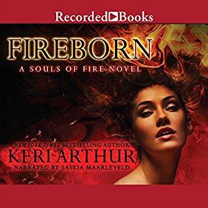 Fireborn audiobook by Keri Arthur