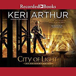 City of Light audiobook by Keri Arthur