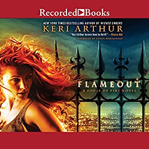 Flameout audiobook by Keri Arthur