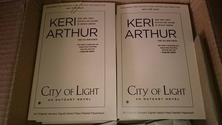 city of light ARCs