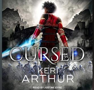 Cursed audiobook by Keri Arthur