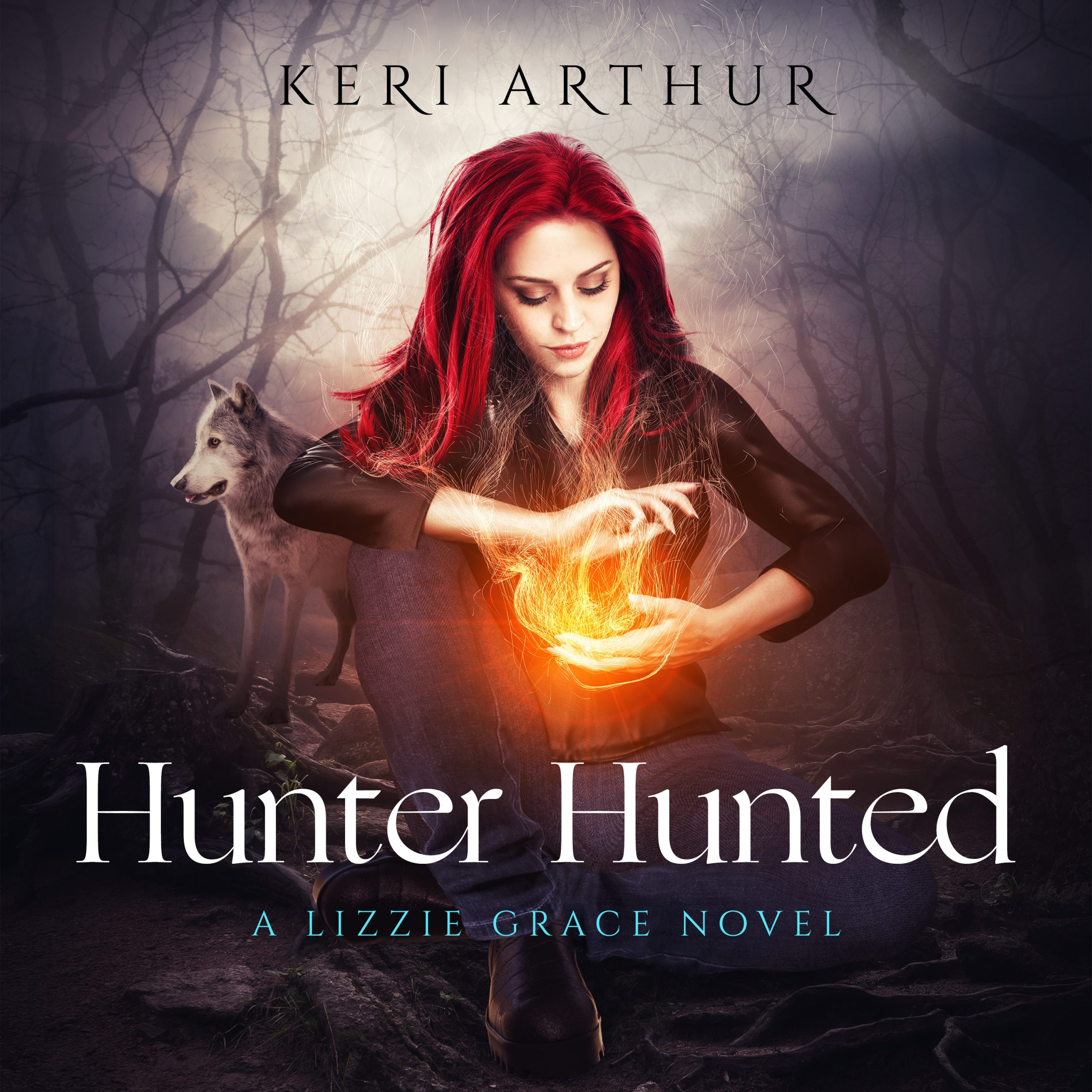 Hunter Hunted audiobook by Keri Arthur
