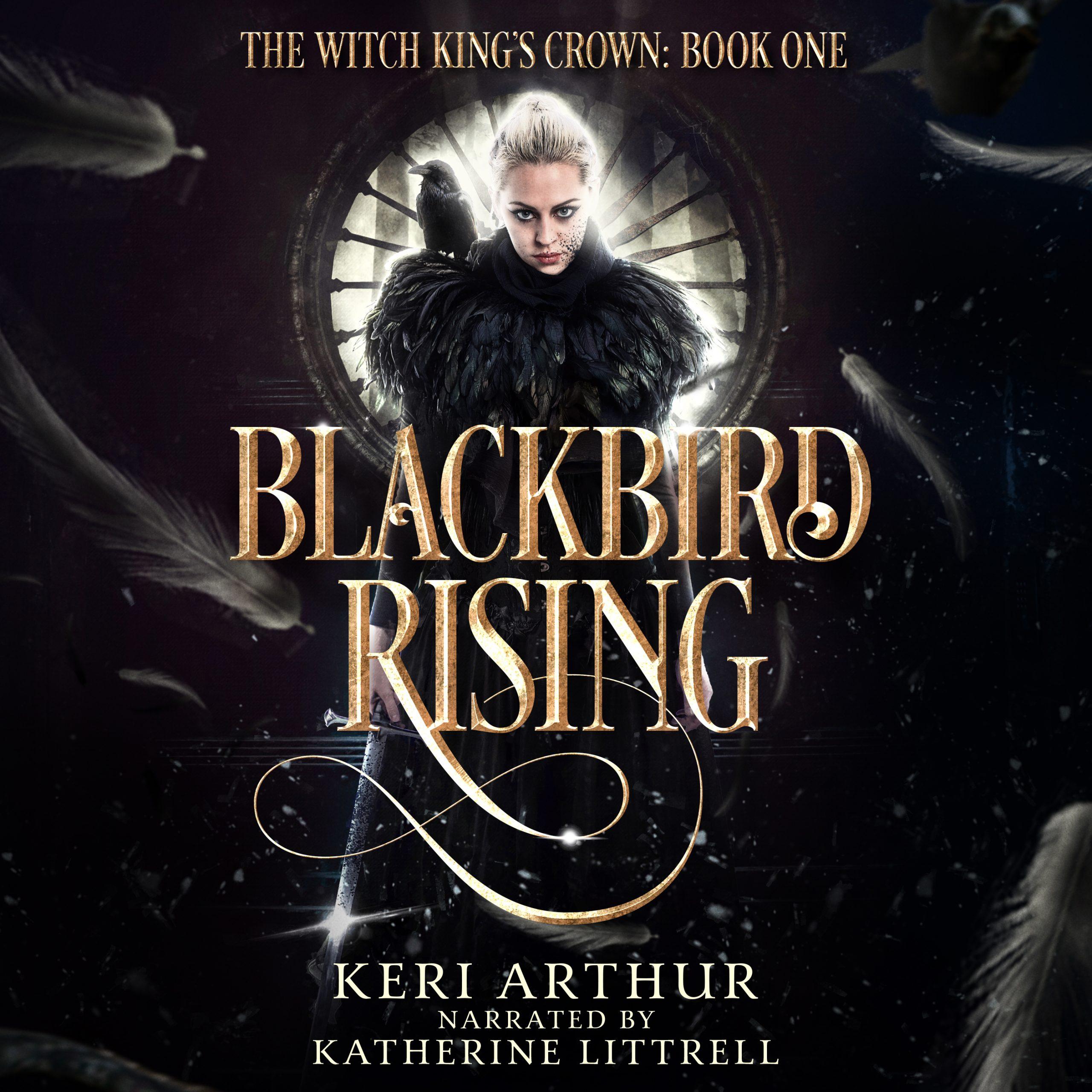 Blackbird Rising audio scaled