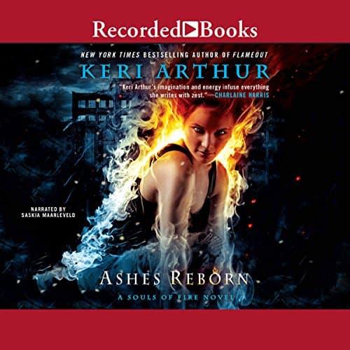 Ashes Reborn audiobook by Keri Arthur