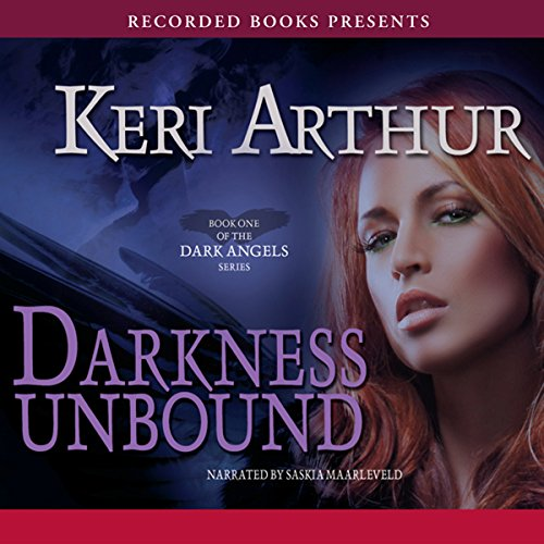 Audiobook cover for Darkness Unbound audiobook by Keri Arthur