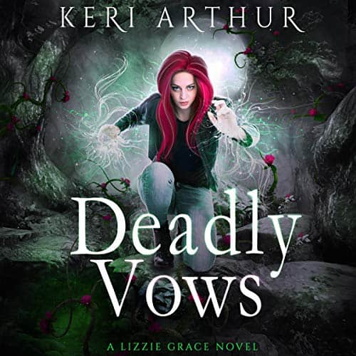 Audiobook cover for Deadly Vows audiobook by Keri Arthur