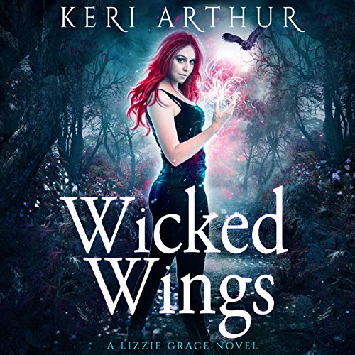 Audiobook cover for Wicked Wings audiobook by Keri Arthur