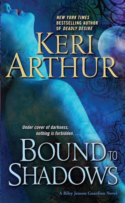 Book cover for Bound to Shadows by Keri Arthur