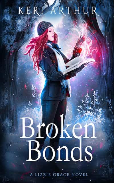 Book cover for Broken Bonds by Keri Arthur