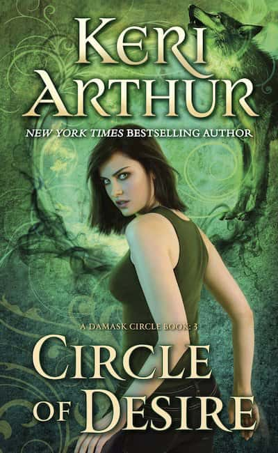 Book cover for Circle of Desire by Keri Arthur