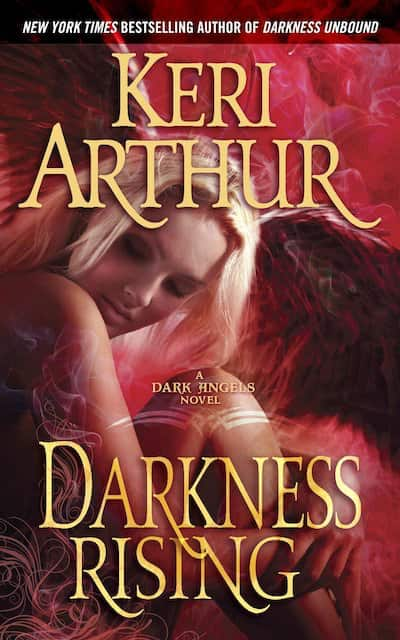 Book cover for Darkness Rising by Keri Arthur