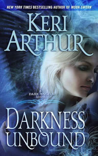 Book cover for Darkness Unbound by Keri Arthur