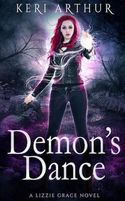 Book cover for Demon's Dance by Keri Arthur