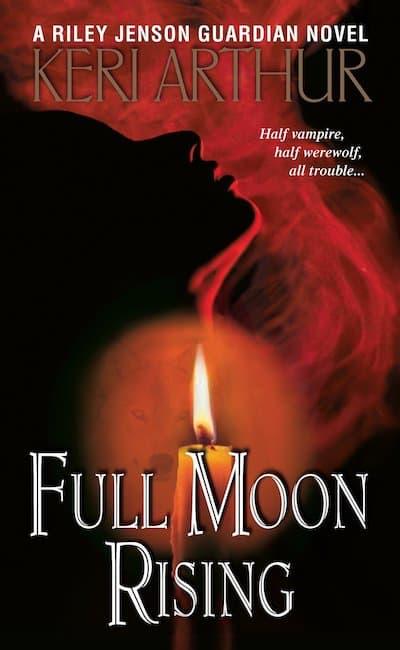 Book cover for Full Moon Rising by Keri Arthur
