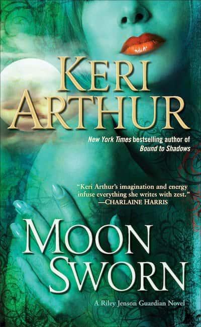 Book cover for Moon Sworn by Keri Arthur