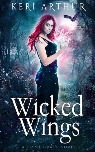 Book cover for Wicked Wings by Keri Arthur