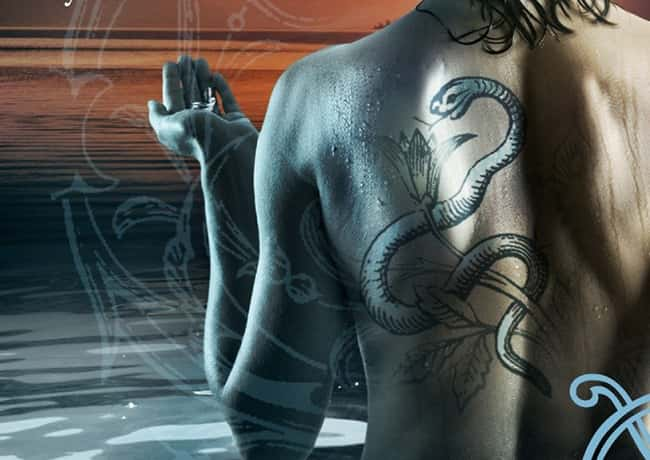 Myth and Magic Series by Keri Arthur