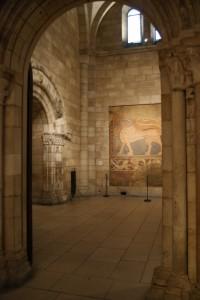 cloisters inside