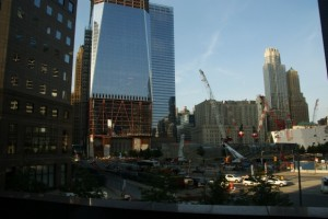 twin tower site
